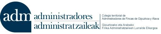 logo Colegio Territorial de Administradores de Fincas de Gipuzkoa y Álava.